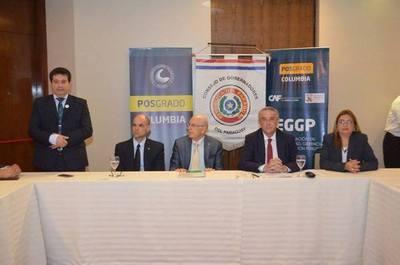 GOBERNACIÓN FIRMA CONVENIO DE COOPERACIÓN INTERINSTITUCIONAL CON LA UNIVERSIDAD COLUMBIA