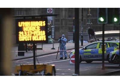 El Estado Islámico asume la autoría del atentado de Londres