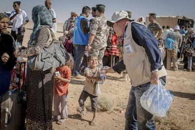 """400.000 personas están """"atrapadas"""" en la ciudad vieja de Mosul, según ACNUR"""
