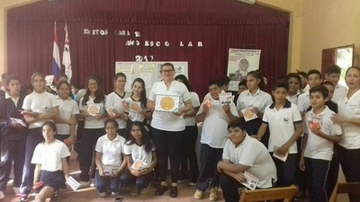 """Chau mosquito"", la iniciativa que apunta a incentivar a escolares"