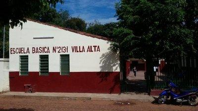Roban objetos de valor de una escuela de Itauguá