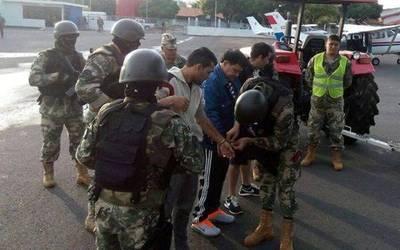 """Estado de alerta en frontera ante guerra de bandos por """"ruta del narcotráfico"""""""