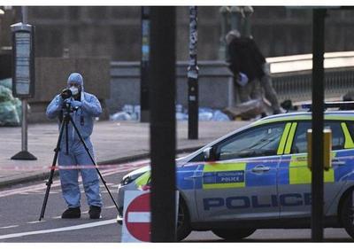 La Policía identifica al atacante de Londres