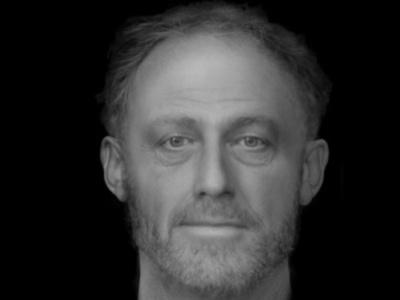 Reconstruyen la cara del hombre que vivió hace más de 700 años