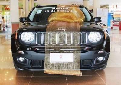 """Ganador sigue esperando el premio: """"La camioneta está en el shopping"""""""