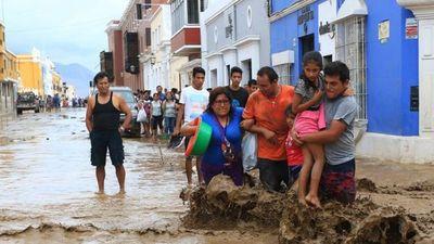 Ya son 84 los muertos por aludes y lluvias en Perú