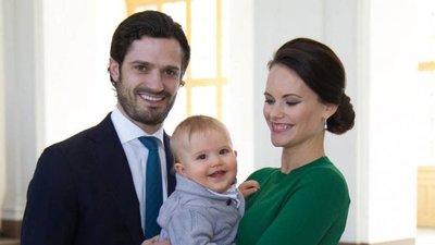 Carlos Felipe y Sofía de Suecia esperan su segundo hijo