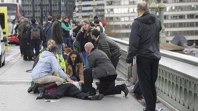 Londres: Dos heridos en estado grave