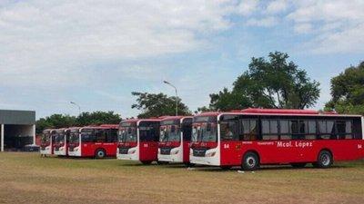 Renovarán flota de buses de la Línea 14