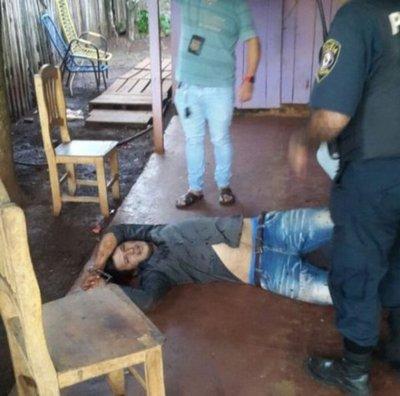 Miembro del PCC fue herido tras enfrentamiento con la Policía