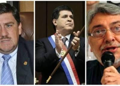 """""""Llano es el socio político y de negocios de Cartes y no constituye ninguna opción de cambio"""""""