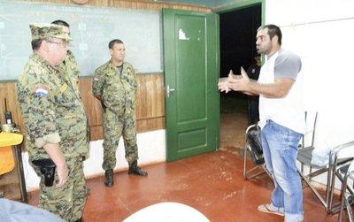 Policía no aclara circunstancias de un operativo ilegal en una estancia