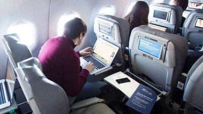 Rigeveto de EEUU a computadoras en los aviones