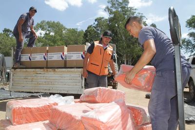Paraguay envía este domingo ayuda humanitaria a Perú  para atender a los damnificados por inundaciones