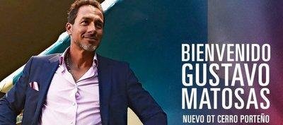 Gustavo Matosas: Me encanta venir al equipo más popular de Paraguay