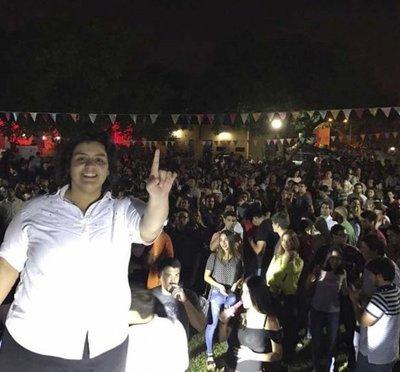 Silencio de autoridades de la UNA permite desmanes de estudiantes