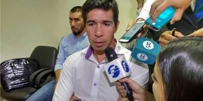 """Suspenden la audiencia preliminar de Víctor """"Topo"""" Cáceres"""