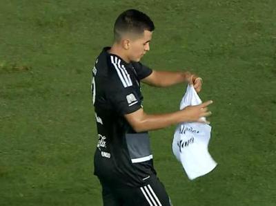 Junior Brítez fue goleador y figura