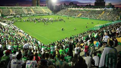 Primera final de la Conmebol Recopa Sudamericana se jugará en Chapeco