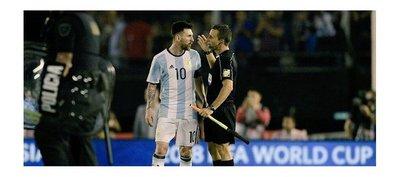Oficial: Lionel Messi, suspendido por cuatro partidos