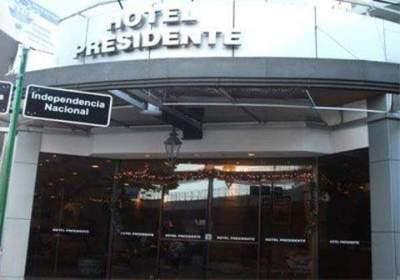 El 'encuentro de amigos' del Hotel Presidente