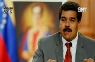 Compacto de noticias: Maduro propone debate