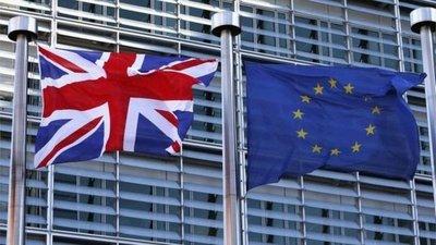 UE recibe carta que activa salida de Reino Unido