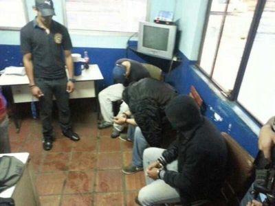 Exagentes de la Senad condenados por vender drogas