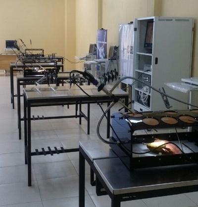 En Encarnación inauguran centro de entrenamiento de cirugía laparoscópica