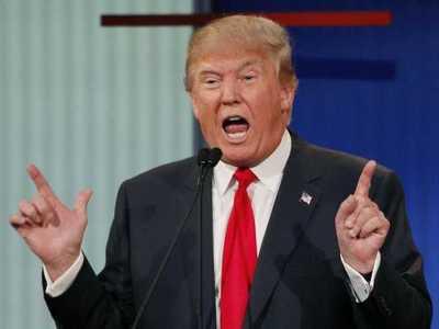 """Trump criticó a NBC por """"noticias falsas"""" sobre Rusia"""