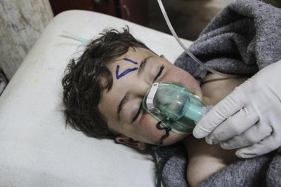 Rusia niega que Assad sea responsable por ataque químico