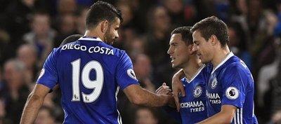Hazard acerca al Chelsea al título y apea a Guardiola de la pelea