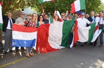 Comunidad italiana pide mantener los consulados