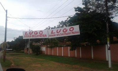 Con pasacalles reciben a Lugo en Oviedo