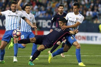 Desaprovecha y cae ante Málaga