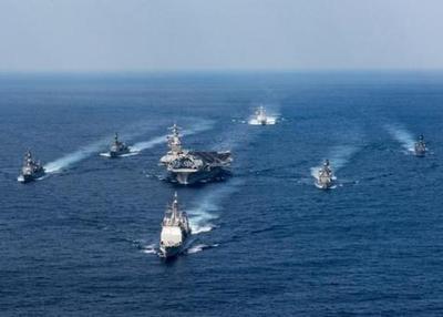 Vientos de guerra: Advertencia de EEUU a Kim, portaviones hacia Norcorea