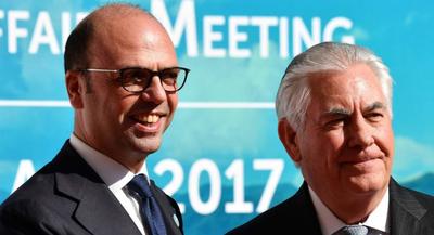 El conflicto sirio acapara las conversaciones del G7