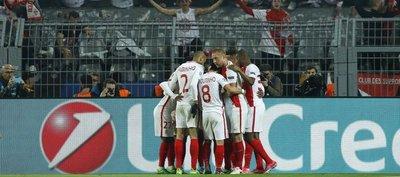 Mónaco gana en Dortmund y da un paso gigante hacia semis