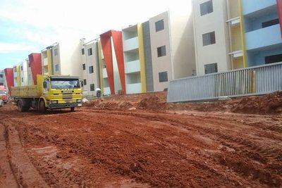 Más de 50 edificios en barrio nuevo de Zeballos