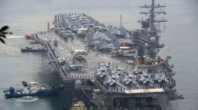 Refuerzan presencia militar en el Mediterráneo y el Golfo Pérsico