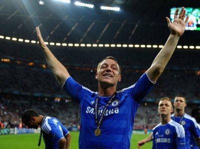 Terry dejará el Chelsea