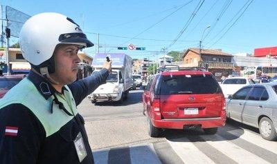 Asunción aplicará el sistema de multas electrónicas