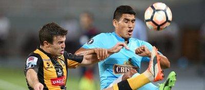 The Strongest saca empate al colista Sporting Cristal