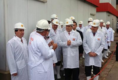 Celebran apertura de mercado árab para la exportación de carnes