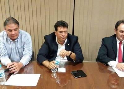 """Lugo, Llano y Cartes ya tienen """"Congreso propio"""""""