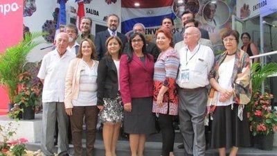 Paraguay abrió sus puertas en Feria del Libro