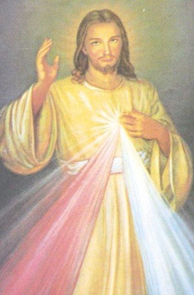 Católicos honran hoy a Jesús Misericordioso