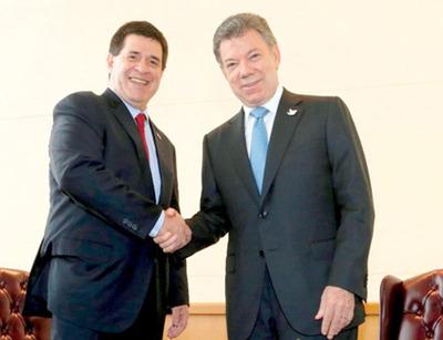 Colombia y Paraguay firmarán acuerdo en materia de defensa