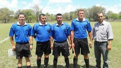 Crean círculo de árbitros de fútbol en Bahía Negra