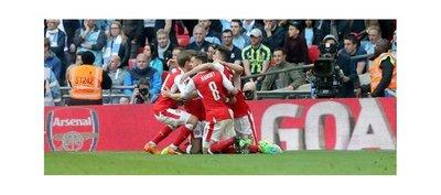 Alexis castiga al City del Pep y mete al Arsenal en la final
